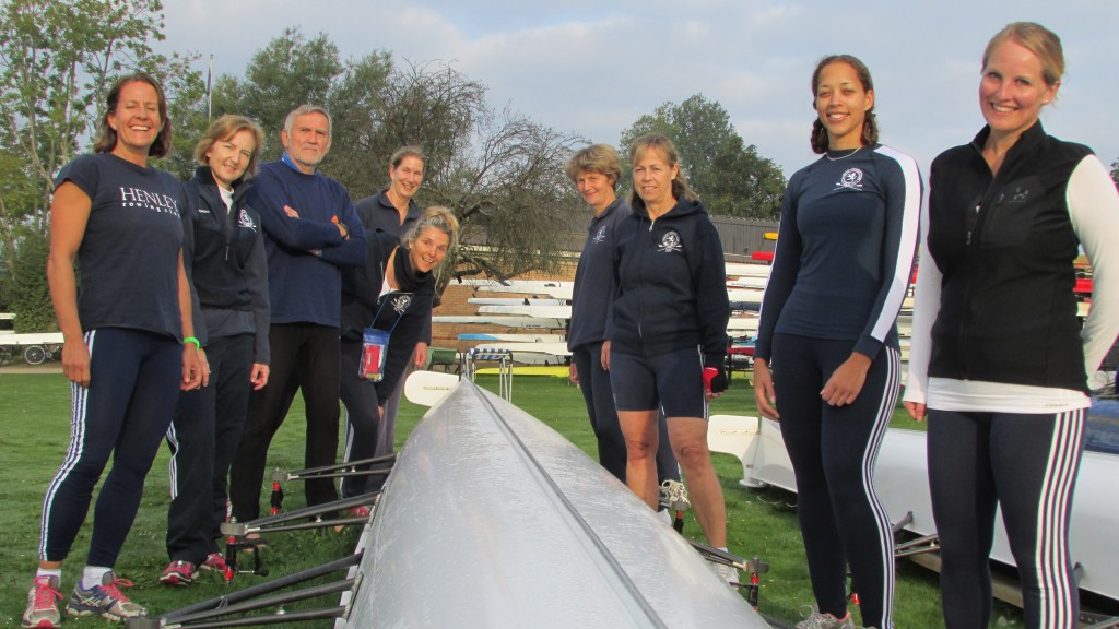 Rowing Tour 2015