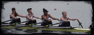 WJ 16s girls Sculls