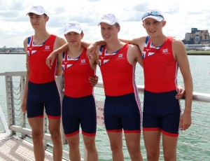 Henley Juniors GB France 2017