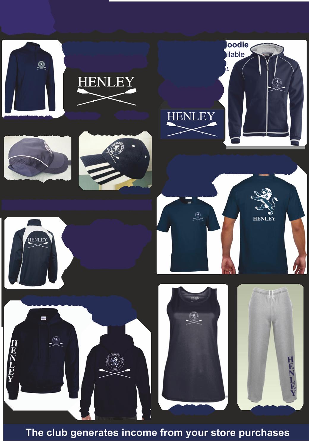 henley rowing shirt